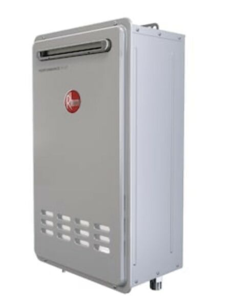 New Rheem ECO200XLN3 1 Outdoor Natural Gas Tankless Water Heater 9.5 GPM $760.76