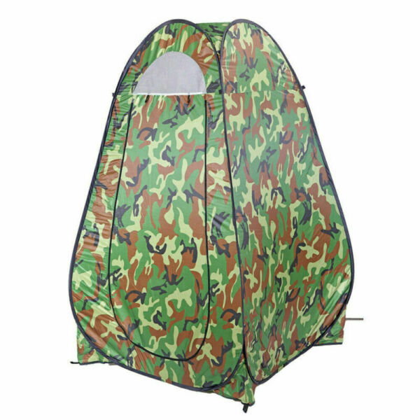 Pop Up Tent Instant Portable Shower Tent Outdoor Privacy Toilet amp; Changing Room $36.66