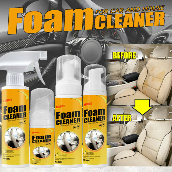 Tuff Stuff Multi Purpose Foam Cleaner for Deep Cleaning of Car Interior New $5.93