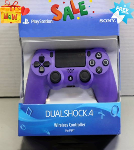 New DualShock 4 Wireless Controller for PS4 Electric Purple free ship $49.99