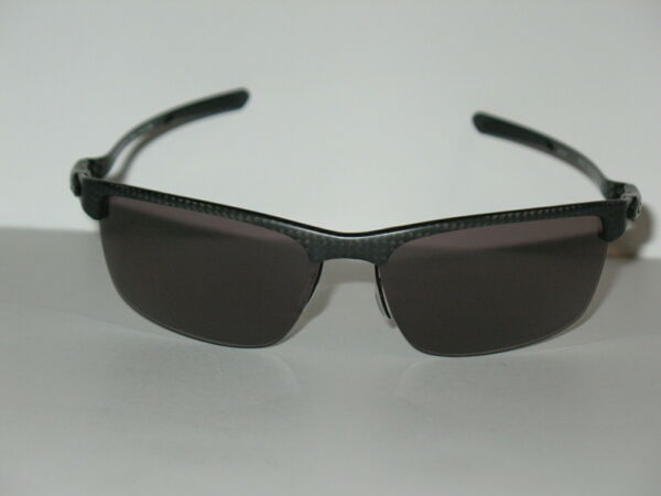 Oakley CARBON BLADE Matte Carbon Polarized Prizm Daily Sunglasses OO9174 07 $170.00