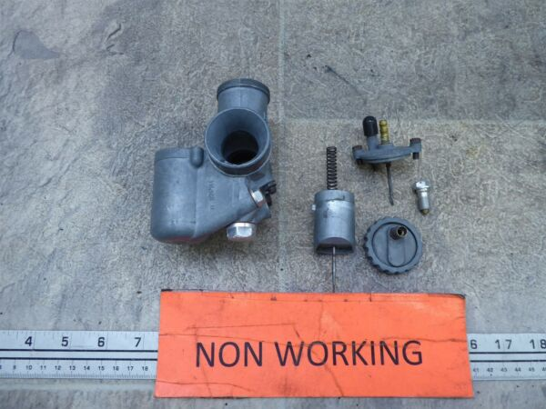 1966 Sears Puch SR175 Twingle S245 2. Bing carburetor carb missing parts $112.00