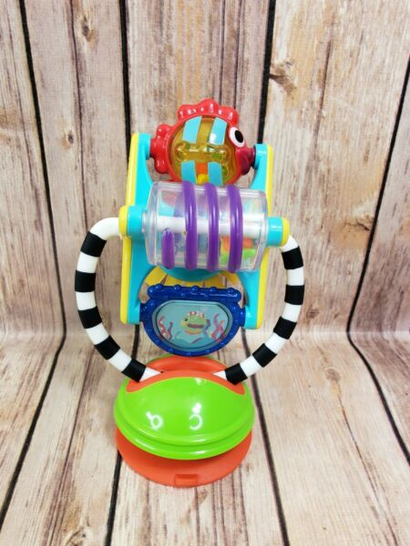 Baby Rattle Toy Stroller Handheld with Suction Cup $7.76
