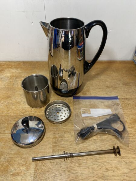 Faberware Superfast 12 Cup Electric Coffee Percolator FCP412 A Fully Automatic
