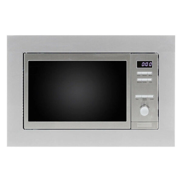 Equator 0.8 Cubic Foot Microwave and Oven Combo Stainless Steel Open Box