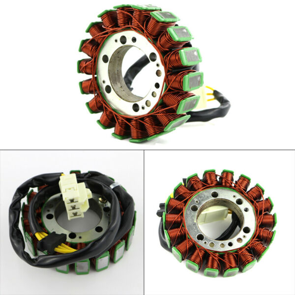 Motorcycle Stator Coil Generator Aftermarket Fit For Kawasaki Z1000 ZR1000 07 09 $30.74