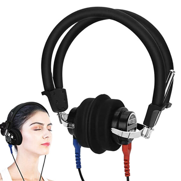 Brand New TDH39 DD45 Audiometer Earphone Air Transducers Headsets