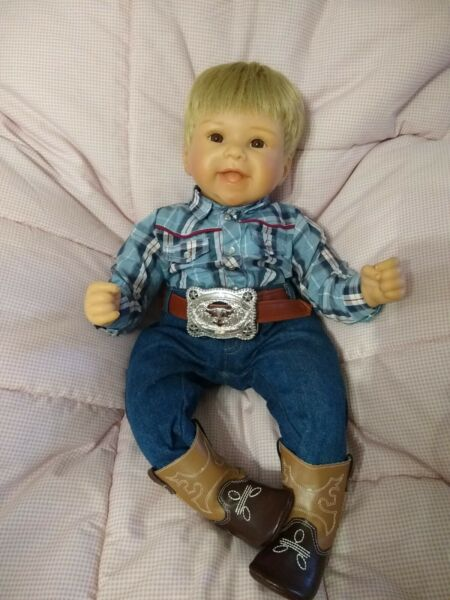 ashton drake doll so truly real Lil Blake signature Edition pre owned
