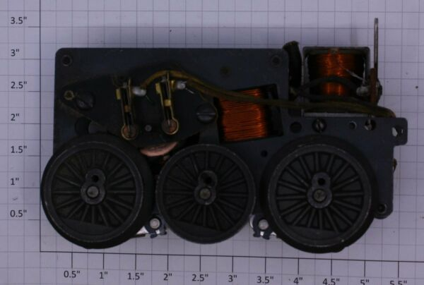 Lionel 2025 100 Non Magne Traction Motor Assembly with E Unit $49.99