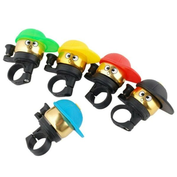 Cute Bell Bike Ring For Kids Handlebar MTB Mount 1pc Accessory Alarm Attractive C $12.24