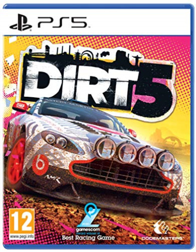 PlayStation 5 DiRT 5 PS5 GAME NEW $40.80