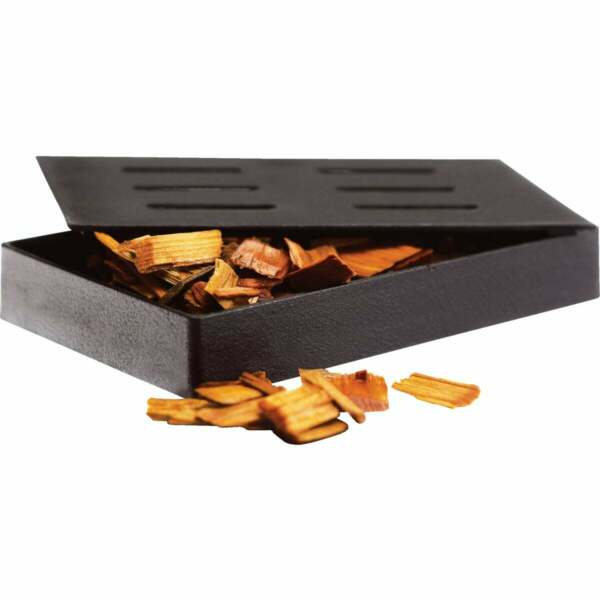 GrillPro 4 In. W. x 5 In. L. Cast Iron Barbeque Smoker Box 00150