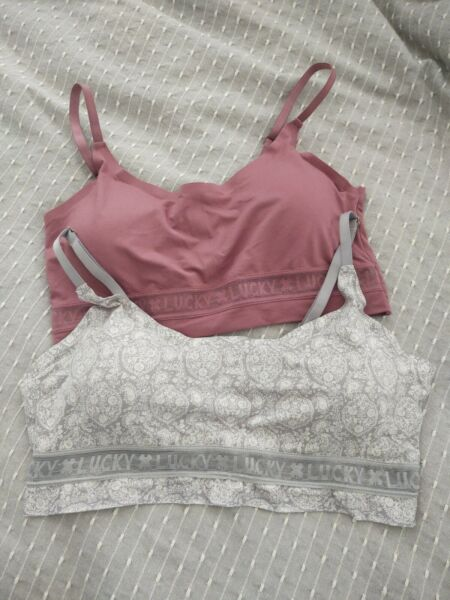 Lucky Brand Bras Large Set Of 2 $8.00