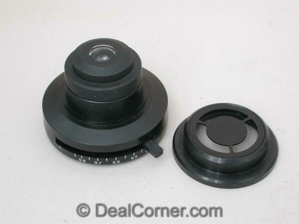 Olympus Microscope CH2 Condenser with DF insert $140.00
