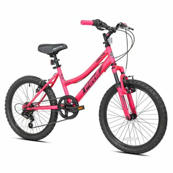 20quot; Kids Mountain Bike Girls Bicycle 20 Inch MTB Cycling Wheels Pink For 42quot; 5 $143.60