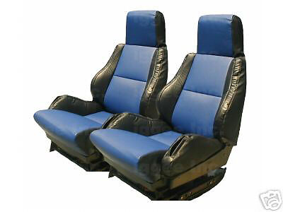 CHEVY CORVETTE C4 1984-1993 VINYL CUSTOM SEAT COVER