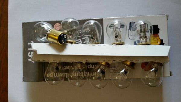 Miniature Light Bulbs #1157 CEC Box of 10