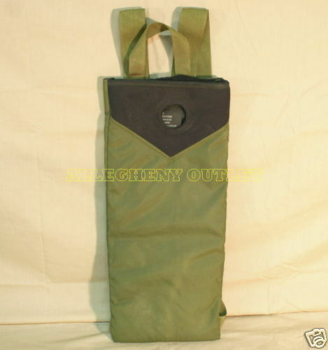 US Military MOLLE CamelBak Storm Hydration Carrier 3L 100 oz OD Green VGC $9.90