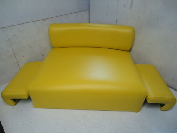 NEW Complete Seat Set with Arm Rests For John Deere 530 630 620 720 730 Tractor
