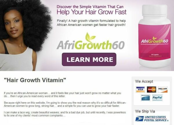 The Best African American Hair Vitamins For Fast Black Hair Growth GUARANTEED