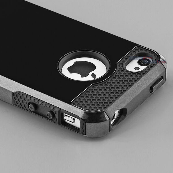 Hybrid Shockproof Hard Rugged Heavy Duty Cover Case For Apple iPhone 5 5s 5se $6.99