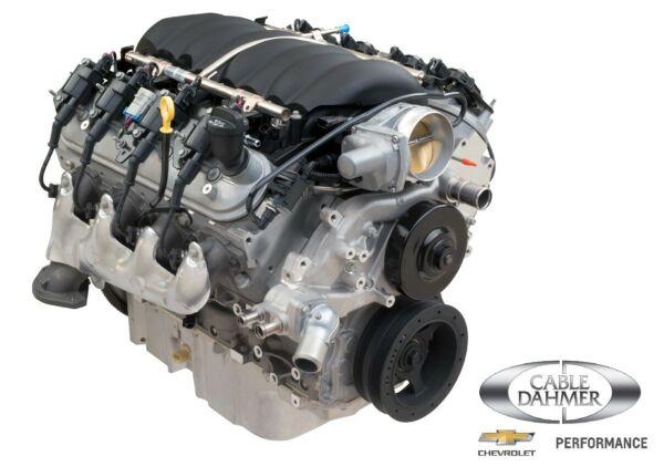 GM Performance Parts LS3 6.2L 376 ci  525 HP Engine 19370413