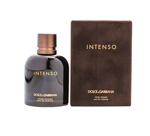 Dolce amp; Gabbana Intenso Pour Homme 4.2 oz EDP for Men New In Box