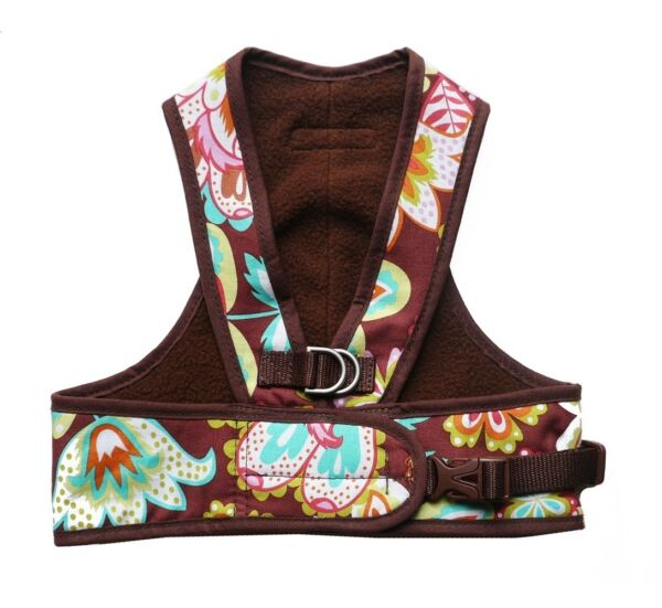 Dog Harness Step Easy Step in Harness My Canine Kids Floral Choose Size $30.00