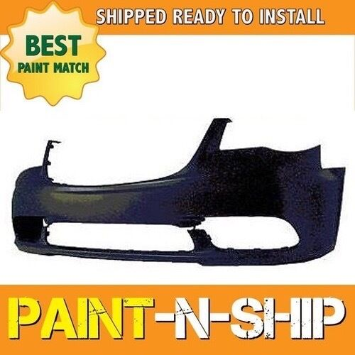 NEW Fits: 2011 2012 2013 Chrysler Town & Country wo Wash Front Bumper Painted