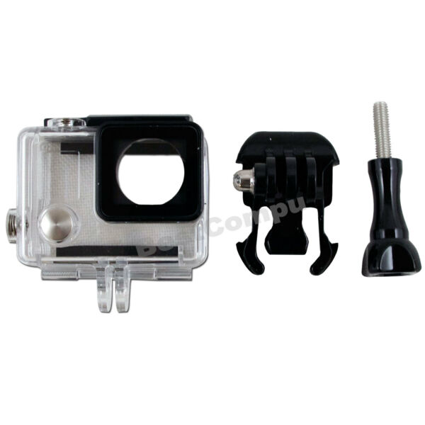 For GoPro Hero 3+ / 4 Waterproof Underwater Case Diving Housing Protective Cover