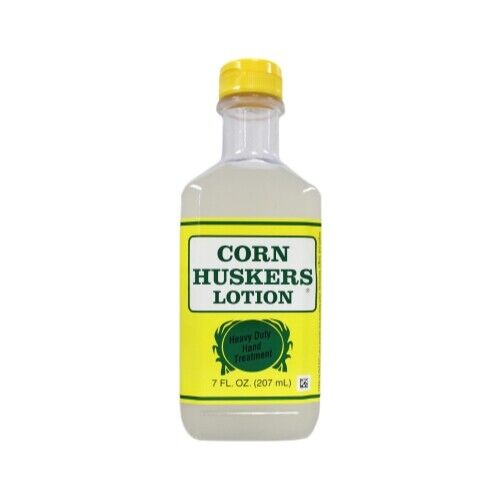 Corn Huskers Heavy Duty Oil Free Hand Lotion 7 Oz - 1 2 3 4 5 or 6 Pack