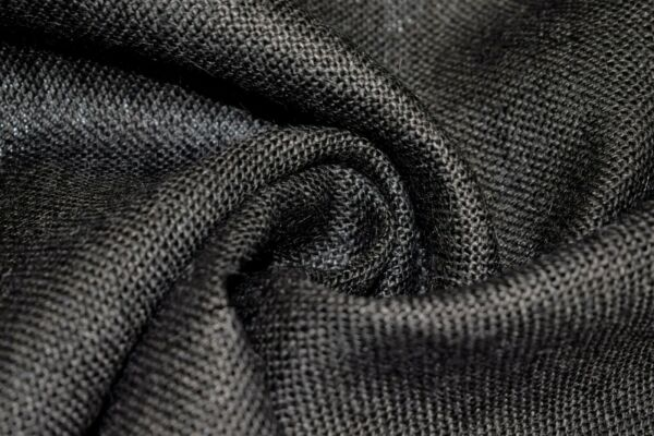 Jute Burlap Fabric Classic Black 56quot;W 11 Oz By The Yd Tabletop Upholstery Craft