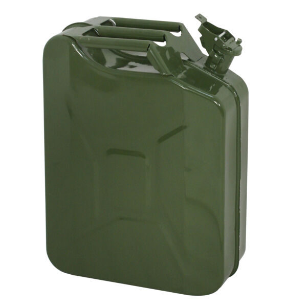 5 Gallon 20L Jerry Can Gasoline Can Can Fuel Can Emergency Backup $38.99