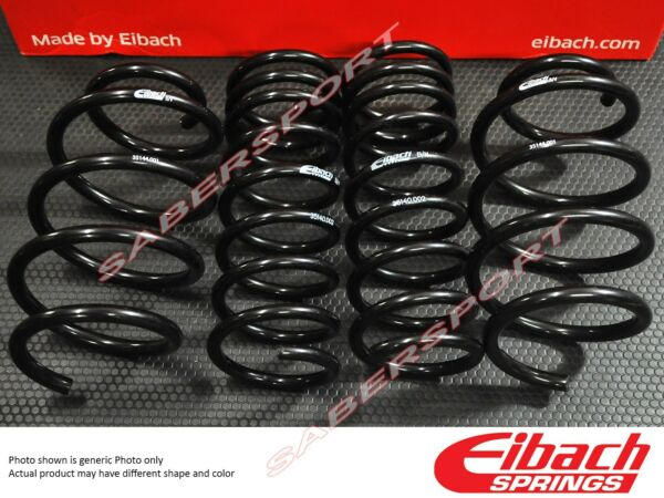 Eibach 28108.540 Pro-Kit Lower Spring for 2011-2017 Grand Cherokee -Except SRT-8