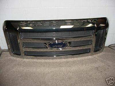 2008 2009 2010  FORD F250 F350 F450 F500 SUPER DUTY GRILLE NR