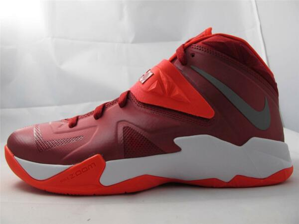 New Mens Nike Lebron Zoom Soldier VII TB Sneakers 599263-600