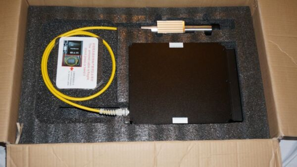 New 100Watt Q-SWITCHED FIBER LASER W 2YR WARRENTY IPG YLP SPI REPLACEMENT