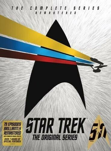 Star Trek: The Original Series: The Complete Series [New DVD] Boxed Se