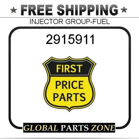 2915911 - INJECTOR G NEW (T     10R7230 fit CATERPILLAR (CAT)