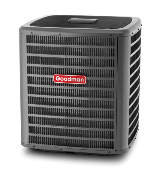 Goodman 3 Ton 18 Seer 2 Stage Heat Pump