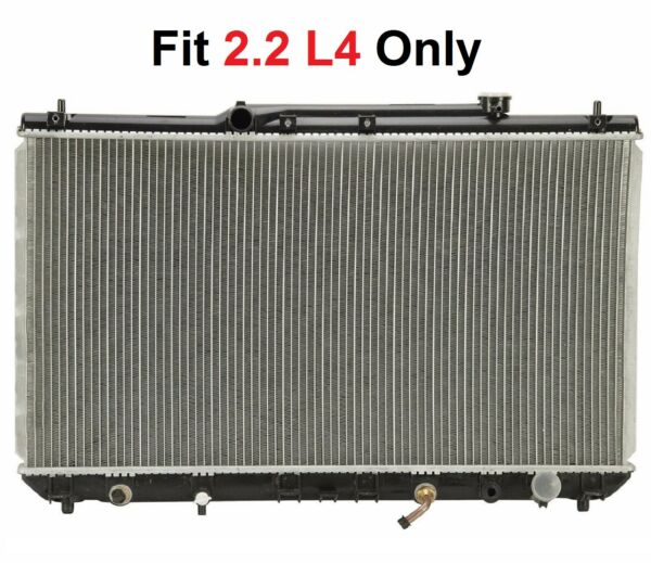 RADIATOR 1909 FIT 1997 1998 1999 2000 2001 TOYOTA CAMRY 2.2 4CYL ONLY