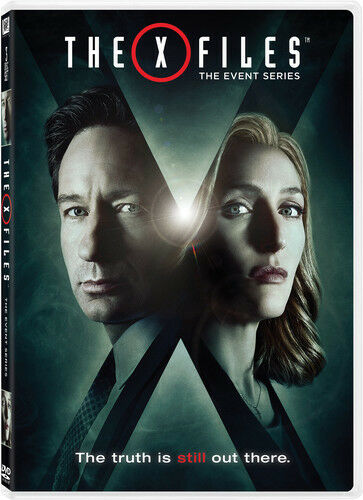 The X Files: The Event Series New DVD 3 Pack Ac 3 Dolby Digital Do