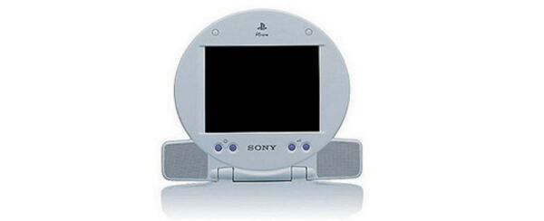 USATO Sony PSONE PS1 Play Station 1 LCD (Schermo Solo)