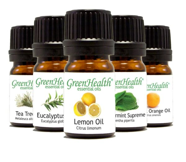 5ml Essential Oils - Free Shipping - Pure & All Nature - $2.09 Lavender