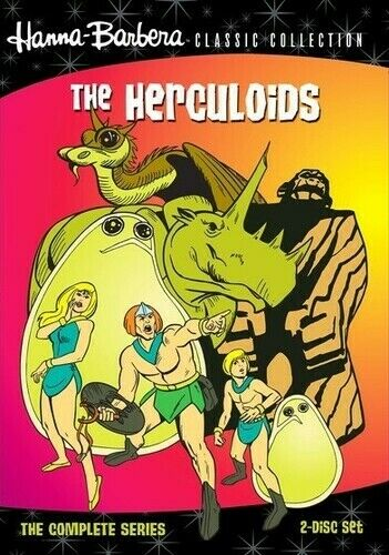 The Herculoids: The Complete Series New DVD