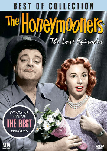The Honeymooners Lost Episodes: Best of Collection [New DVD]
