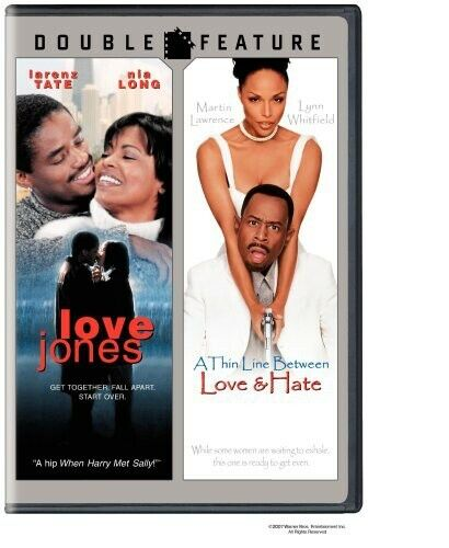 Love Jones Thin Line Between Love and Hate New DVD