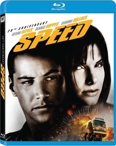 Speed [New Blu-ray] Dolby Digital Theater System Subtitled Widescreen Icon