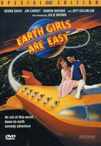 Earth Girls Are Easy New DVD $9.29