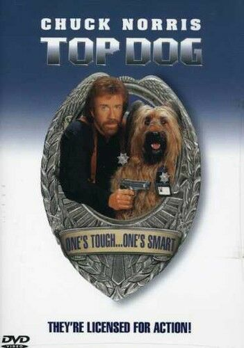 Top Dog 1995 New DVD $8.39